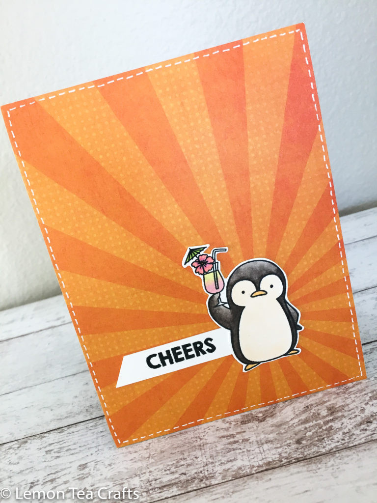 handmade pop-up card