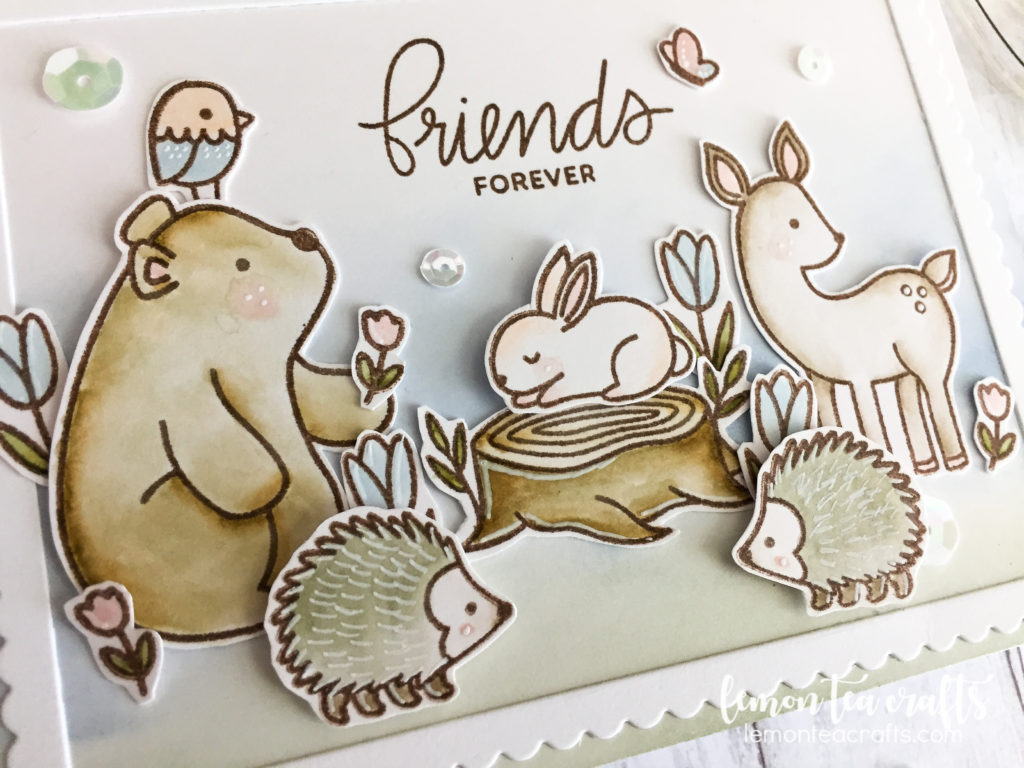 PPP Woodland Critters