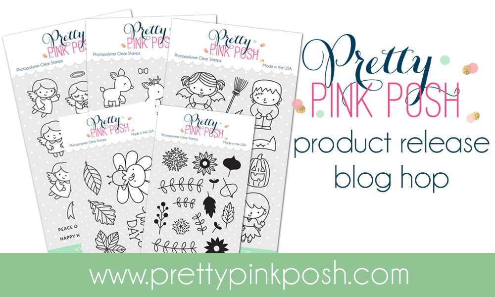 Pretty Pin Posh September release