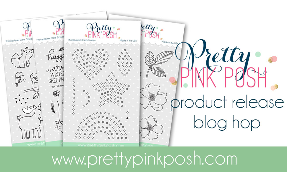 Pretty Pink Posh November Blog Hop