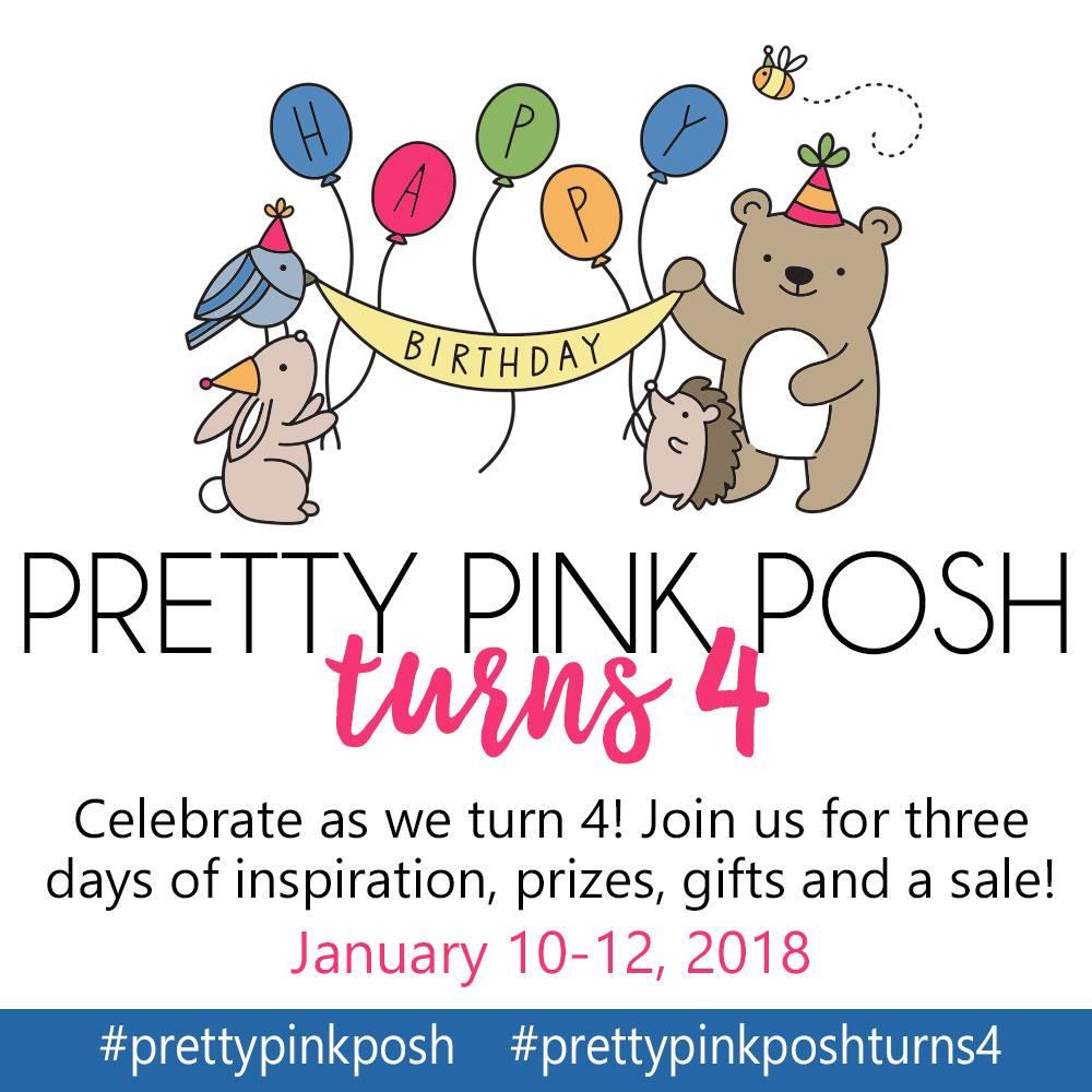 Pretty Pink Posh January Blog Hop