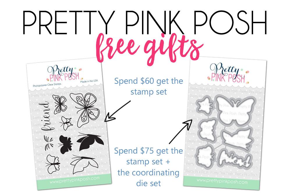 Pretty Pink Posh Free Gifts