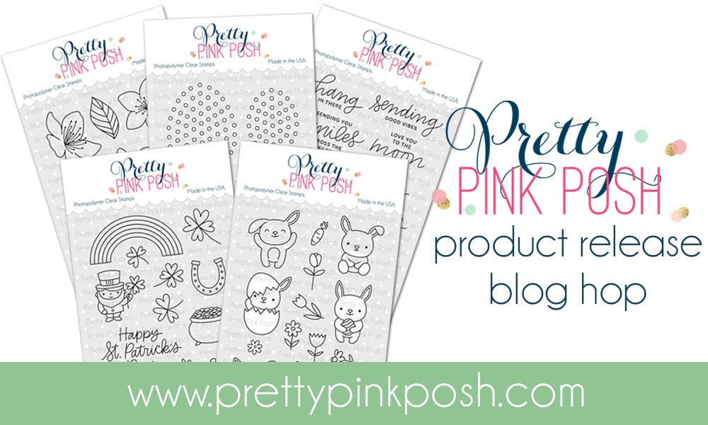 pretty pink posh march release