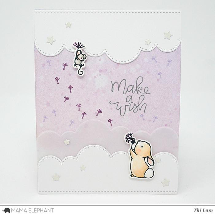 Mama Elephant Designer Series