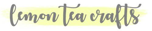 lemon tea crafts