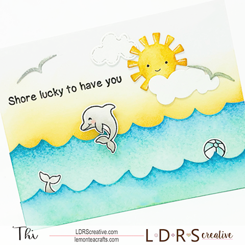 LDRS Creative - Shore Lucky