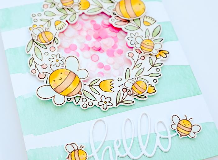 Pretty Pink Posh Bee Friends